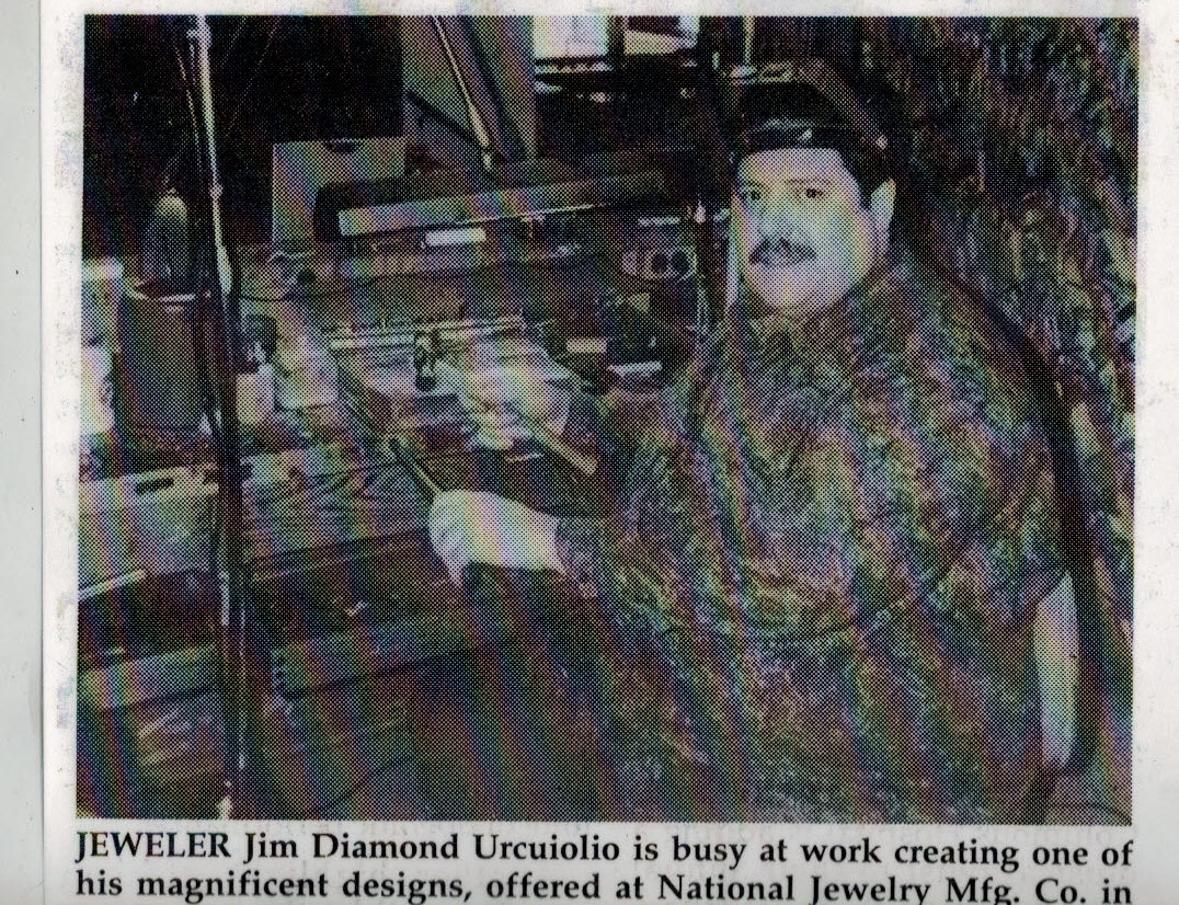 James Diamond expert Jeweler
